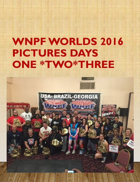 WNPF WORLD PICS 2016