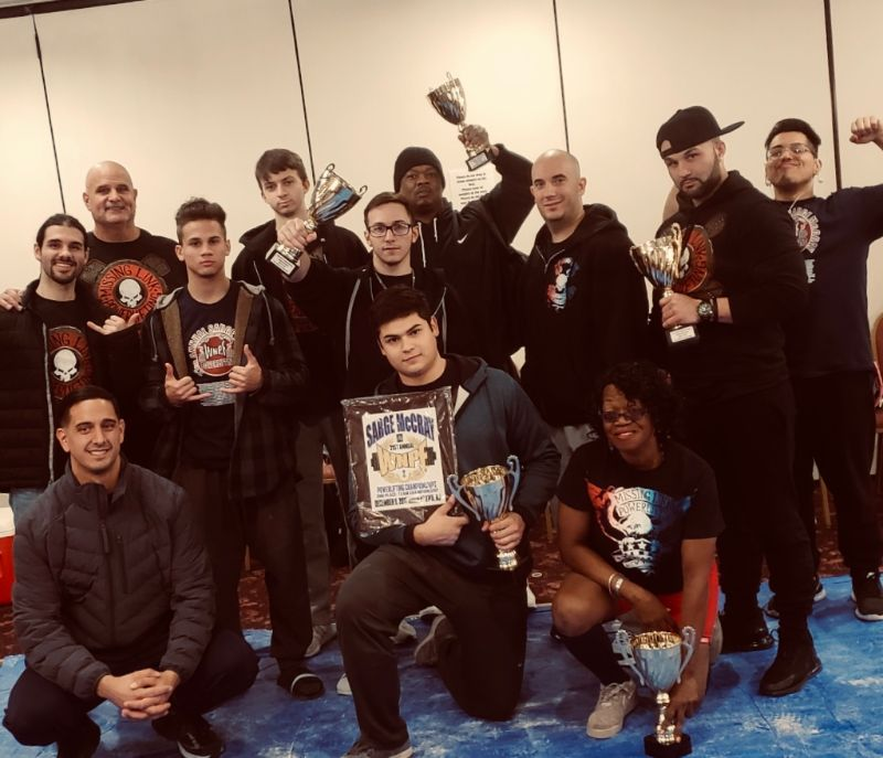The World Natural Powerlifting Federation held their Sarge McCray Powerlifting championships  At The Town Inn Hotel in Bordentown New Jersey. On December  9th 2018