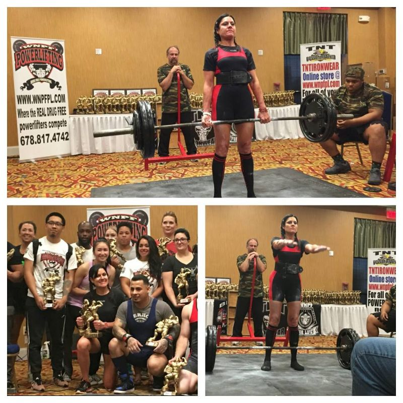 Kathi Sottosanti, 2016 Master World Champion, gives you an inside look into her day of competition.