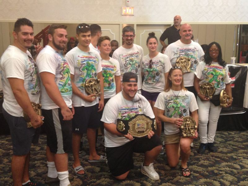 The Missing Link Drug Free Powerlifting Team Secured  Top Honors At The   2015 OPEN NATIONAL POWERLIFTING CHAMPIONSHIPS Hosted By THE World Natural Powerlifting Federation on Sunday JULY 19TH 2015 .