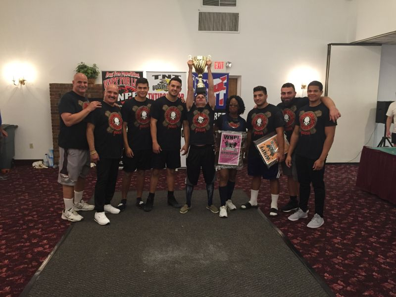 Missinglink powerlifting team September 17, 2017 WNPF powerlifting championships